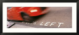 Red Car, London, England, United Kingdom Affiches par Panoramic Images