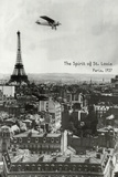 Spirit of St. Louis at Paris Prints
