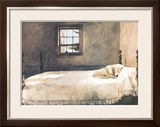 Master Bedroom Wall Art by Andrew Wyeth