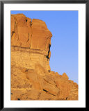 Chaco Canyon red rocks Prints by Rich Reid