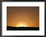Sunset, Arizona Prints by David Edwards