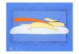Super Dog Edition limitée par Ken Bailey