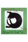 Chase your Tail 3 Collectable Print by Ken Bailey