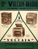 Vulcain Radio Collectable Print