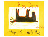 Play Dead 2 Collectable Print by Ken Bailey