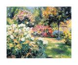 Flower Arrangements Posters by Jean Lamoureux