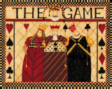 The Game Affiches par Dan Dipaolo