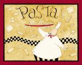 Pasta Prints by Dan Dipaolo