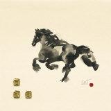 Horse III Art by  Boersma