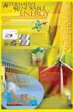 Alternative Renewable Energy Posters