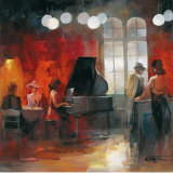Rendezvous II Posters tekijn Willem Haenraets