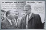 Famous Americans - Black History 6 Affiche