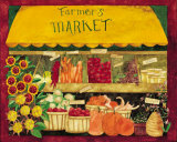 Farmer's Market Art by Dan Dipaolo