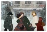 Bon Baiser Prints by Diane Ethier