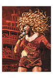 Tina Turner Kunstdrucke von Ingrid Black