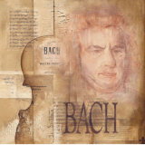 Tribute to Bach Plakater af Marie Louise Oudkerk