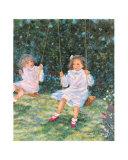 Swinging Prints by Hélène Léveillée