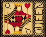 La reine Posters par Dan Dipaolo