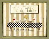 The Family Table Posters by Dan Dipaolo