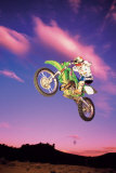 Motocross Air Print