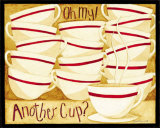 Oh My! Another Cup Art by Dan Dipaolo