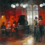 Rendezvous II Prints by Willem Haenraets