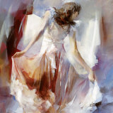 Summerdress II Posters by Willem Haenraets