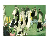 The Green Room Prints by Marie Versailles