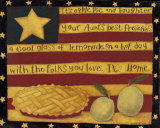 American as Apple Pie Art by Dan Dipaolo
