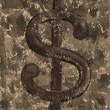 Dollar Sign, Art Print