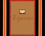 Espresso in Beige Posters by Dan Dipaolo
