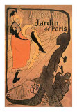 Jardin de Paris Prints