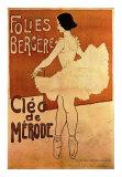 Cleo de Merode Prints