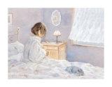 The Morning Ritual Print by Hélène Léveillée