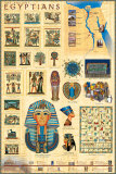 The Egyptians Poster