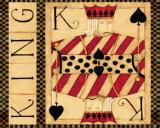 The King Affiches par Dan Dipaolo