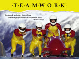 Teamwork Art