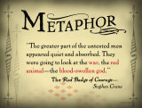 Metaphor Poster