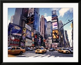 Times Square, New York City, USA Poster par Doug Pearson