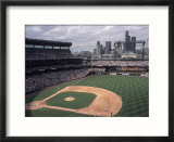 Safeco Field, Home of the Seattle Mariners Baseball Team, Seattle, Washington, USA Affiches par Connie Ricca