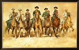 Magnificent Seven (1960) Prints by Renato Casaro