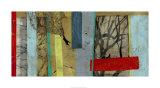Woven Landscape II Limited Edition by Jennifer Goldberger