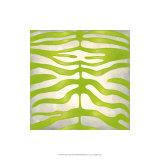 Vibrant Zebra III Limited Edition by Chariklia Zarris