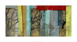Woven Landscape I Limited Edition by Jennifer Goldberger