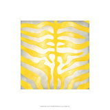 Vibrant Zebra IV Edition limitée par Chariklia Zarris