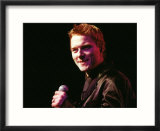 Ronan Keating Lead Singer of Irish Boyzone, at Omagh Lesure Centre, Northern Ireland, January 1999 Posters