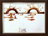 Patient Lovers Prints by Salvador Dalí