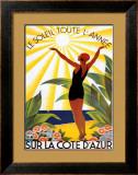Soleil Toute Lannee Posters by Roger Broders