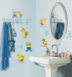 Ducks & Bubbles Wall Decal