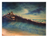 Pending Storm Giclee Print by Michael Forzato